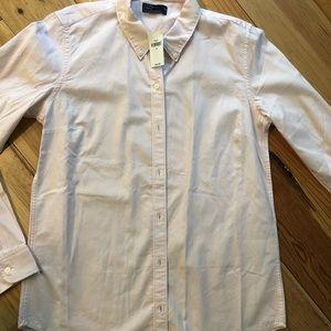NWT GAP women's collared shirt